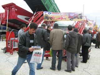 2012 Tuyap Konya Tarım ve Hayvancılık Fuarı
