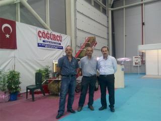 2014 Tuyap Konya Tarım ve Hayvancılık Fuarı